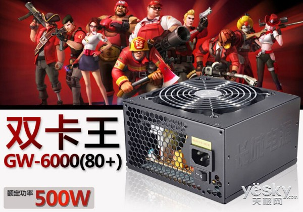 功率充足 价格亲民 市售热门电源导购
