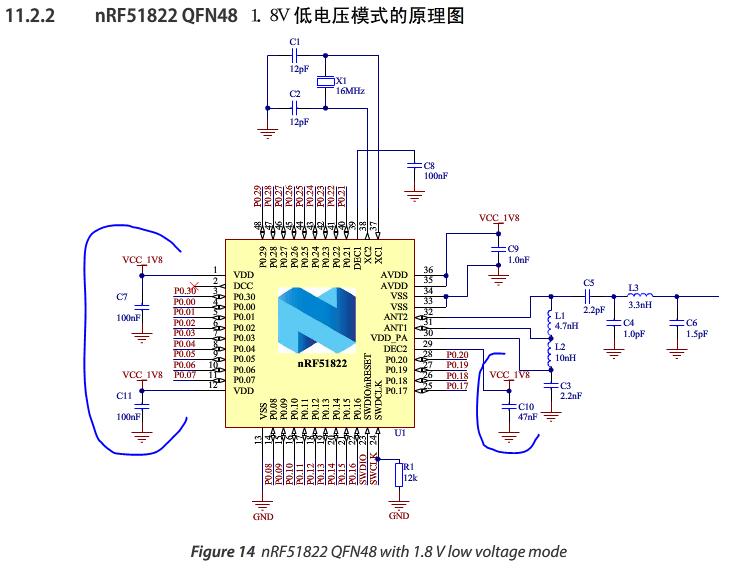 综述先看这里   第一节的1.1简单介绍了DC/DC是什么;   第二节是关于DC/DC的常见的疑问答疑,非常实用;   第三节是针对nRF51822这款芯片电源管理部分的DC/DC、LDO、1.8的详细分析,对于研究51822的人很有帮助;   第四节是对DC/DC的系统性介绍,非常全面;   第五节讲稳压电路的,没太多东西,可以跳过;   第六节讲LDO的,包含LDO和DC/DC的选型建议、LDO电容的选择等,很好;   第七八两节从专业角度给出提高电源效率的建议(目前还用不到)。 一、DC/DC转换